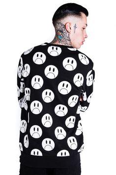 Sad Sweatshirt [B]