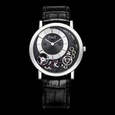 Piaget Altiplano 900P - White gold Ultra-thin mechanical Watch - $27,800.00