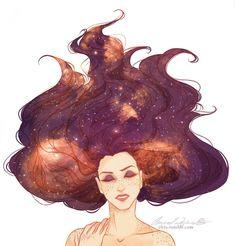 The Universe by viria13.deviantart.com on @deviantART