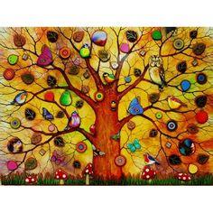 Kerry Darlington - Tree of Life Dawn