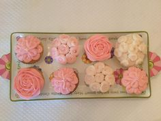 Mother's Day Cupcakes made by me