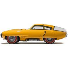 1952 Pegaso Z-102 Cúpula