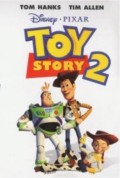 Day 20: Favorite Sequel~ Toy Story 2