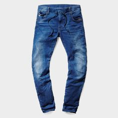 G-Star RAW   Men   パンツ   Arc 3d Sport Tapered Jeans , Medium Aged