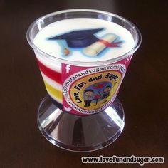 Jello, Shot Glass, Yogurt, Education, Tableware, Fun, Jello Cake, Pastries, Food Cakes