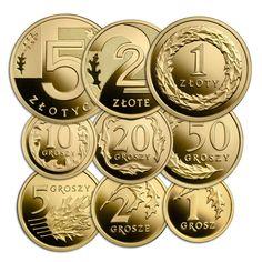 Gold And Silver Coins, Poland, Coins, Historia