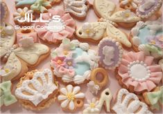 New from Jill's Sugar Collection Check out the Crown cookie ...:)