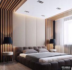 Locate extra information pertaining to bedroom furniture design Modern Luxury Bedroom, Luxury Bedroom Design, Room Design Bedroom, Bedroom Furniture Design, Luxurious Bedrooms, Bedroom Decor, Bedroom Designs, Interior Design, Design Dintérieur