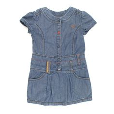 Mexx dress, denim dress, Mexx for girls, jean dress