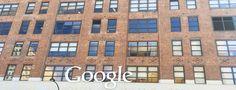 Una de las muchas oficinas de google, estas en New York. Cherrytomate viajes