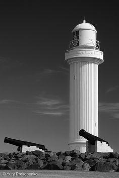Wollongong Lighthouse - Wollongong, NSW, Australia