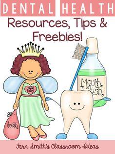 Tuesday Teacher Tips Dental Health Month With A Freebie