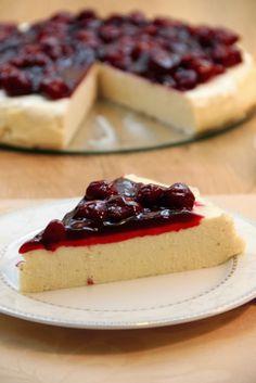 Zdjęcie: Dietetyczny, bezglutenowy sernik waniliowy. Idealny. Flan, Cheesecakes, Cupcake Cakes, Clean Eating, Deserts, Good Food, Food And Drink, Sweets, Meals