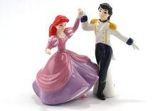Ariel and Eric Dance - Disney Salt & Pepper Shakers