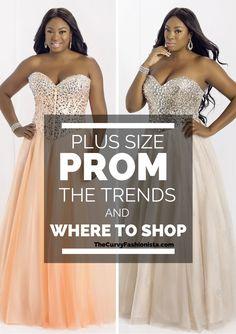 1000 Ideas About Plus Size Prom On Pinterest Plus Size