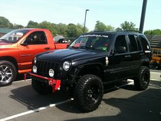 Lifted 2005 Liberty | Modified Jeep Liberty Jeep liberty tuning