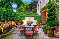 Modern Mediterranean landscape design is as varied as the region itself.here are 21 Amazing Mediterranean Outdoor Design
