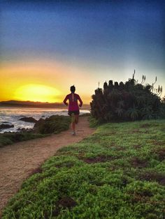 Going a bit old school in this post and catching up on what's happening in my life lately. One this? I love running in Monterey!