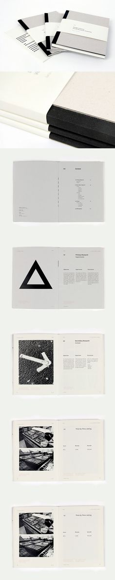 THREE BY THREE Concrete Poetry Book, Letterpress Workshop 2014