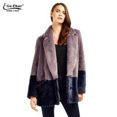 55a30aa7d2 Click to Buy    Winter Jacket Women Faux Fur Coat Autumn Coats Women.
