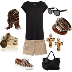 Love the shoes! Super cute casual summer outfit!!!