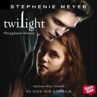 Twilight (serie), Stephenie Meyer  +++++ besatt av serien, rekommenderar, läs böckerna före filmerna