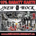 #Ticket  Sparen mit der 10 % RABATTKARTE  NEW-ROCK-GERMANY.de  EINKAUFSGUTSCHEIN (ESH #Ostereich
