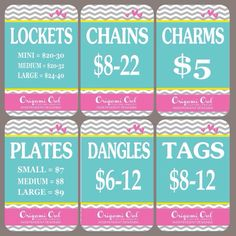 Our pricing is made to fit a real person's budget. Let me know what you'd like to order today! irishkatie83@yahoo.com
