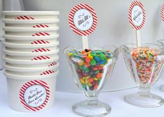 Old Fashioned Ice Cream Parlor Birthday Party Planning Ideas Supplies