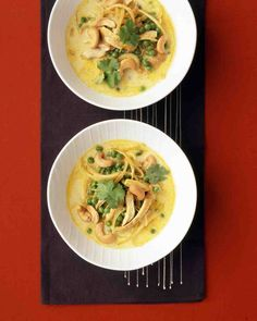 Martha Stewart Living's Favorite Slow-Cooker Recipes: Chicken Curry
