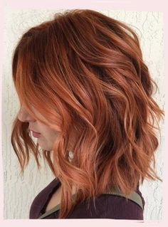 Red Hair Ideas To Try This Spring - Pinterest color ideas you'll want to bookmark before your next coloring session. - Photos