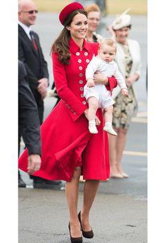 Kate Middleton's Best Looks Down Under