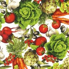 vegetable fabric!!