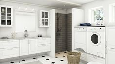 Inspiration til nyt badeværelse - Se din nye bad indretning