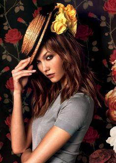 karlie kloss for moda operandi   Camille Styles