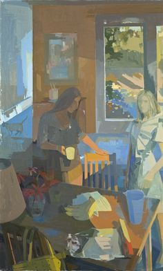 Susan Lichtman : Paintings