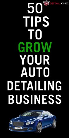 Good Catchy Auto Detail Slogans  Detail Business And Business