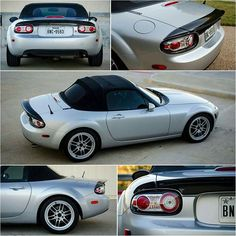 ❤#CarbonMiata's New 3 Pieces Trunk Spoiler for NC (Soft Top version)! Order yours at: www.TopMiata.com/shop/ (& Earn up to 427 Points for Discount on future purchases!)   #TopMiata #mazda #miata #mx5 #eunos #roadster #trunkspoiler #carbonfiber #carbonkevlar
