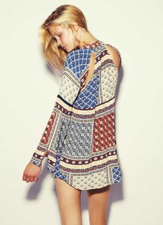 I have this dress, I love it! It's not only a dress you can un do the buttons and have it as a cool cardigan with jeans