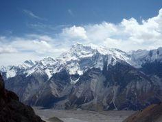 Zaujímavosti zo sveta - Fotoalbum - Krásy sveta - Ťan-šan - Nebeské vrchy