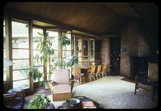 Frank Lloyd Wright Houses in the USC Archives Photos | Architectural Digest