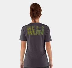 Women's UA We Run Mesh Short Sleeve | 1236013 | Under Armour US