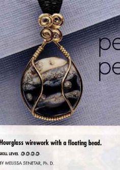 #ClippedOnIssuu from Step by step Wire Jewelry Vol. 5, n. 3 #wirejewelry