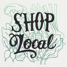 Shop Local   Urban Threads: Unique and Awesome Embroidery Designs - February 15, 2016 - All sizes and Hand