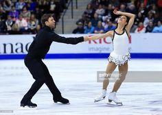 News Photo : Liubov Ilyushechkina and Dylan Moscovitch of...