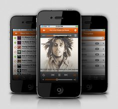 Myway mobile application by Joana Bochecha, via Behance