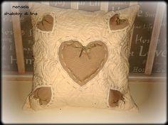 cuscino shabby  (shabby pillow)