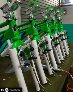 2016 Haro Masters /Dennis McCoy model in production. Releases March 2016!