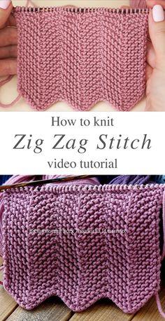 Rib Stitch Knitting, Knitting Stiches, Lace Knitting, Crochet Stitches, Knitting Patterns, Crochet Patterns, Cross Stitches, Turban Crochet, Bonnet Crochet