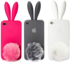 Najlepsze etui na telefon iPhone w kształcie króliczych uszu-Rabito